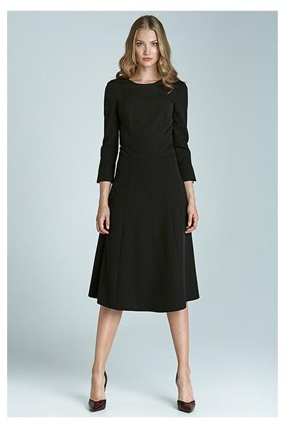 Dámské šaty Nife S64 černé