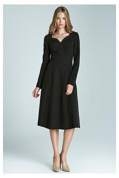 Dámské šaty Nife S66 černé
