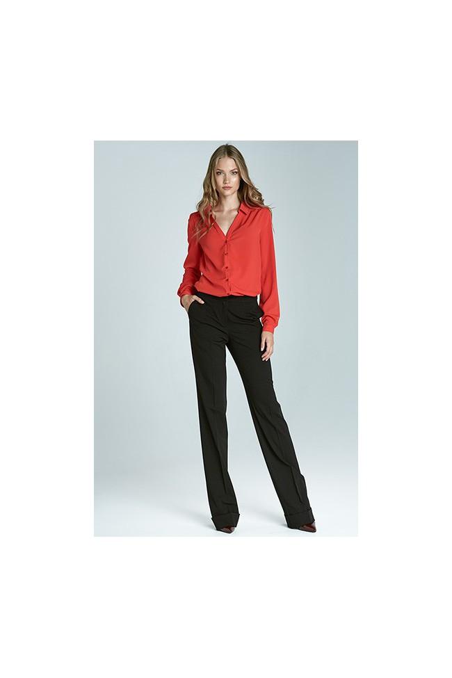Dámské kalhoty Nife Sd21 - černé