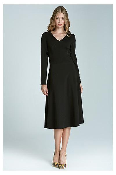 Dámské šaty Nife S67 černé