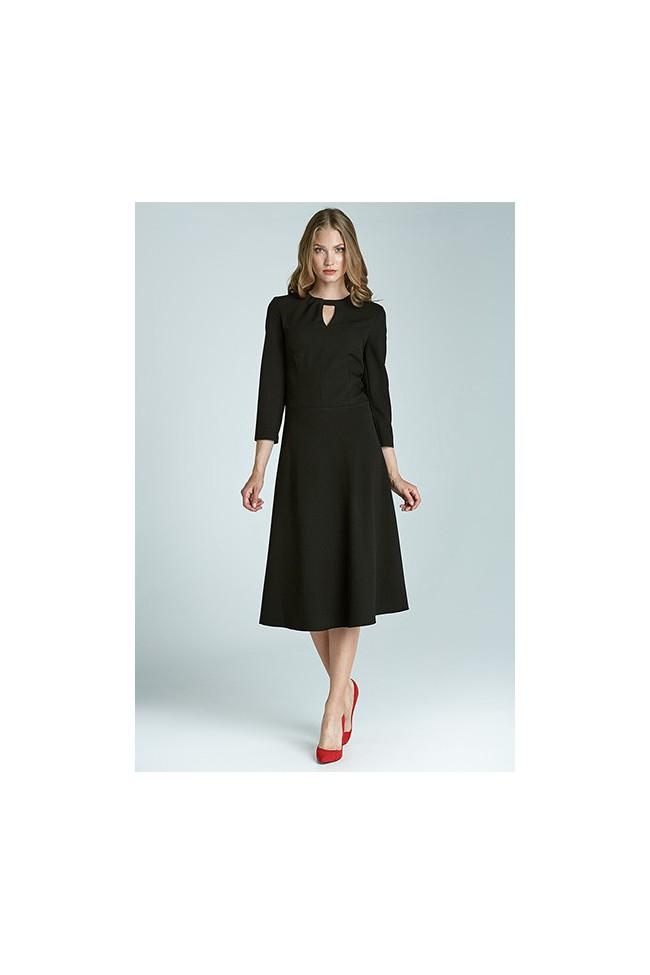 Dámské šaty Nife S68 černé