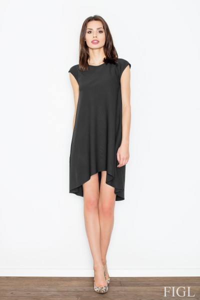 Dámské šaty Figl  M450 černé