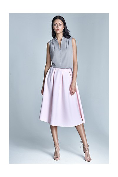 Dámská sukně Nife Sp29 růžová