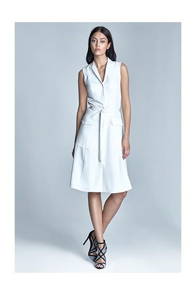 Dámské šaty Nife S72 granát