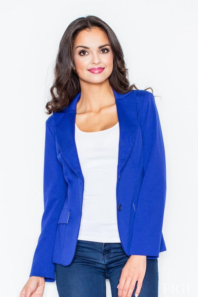 Dámské sako Figl 85 modré