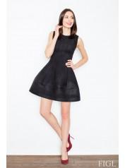 Dámské šaty Figl  M 457 černé