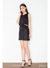 Dámské šaty Figl  M 461 černé