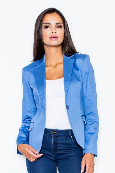 Dámské sako Figl 108 modré