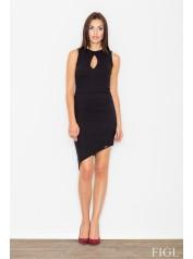 Dámské šaty Figl  M 486 černé