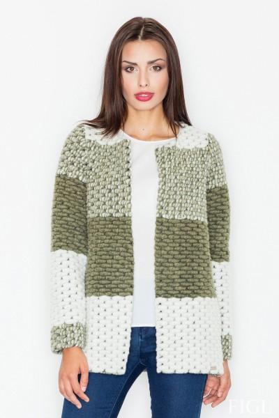 Dámské sako Figl M-506 - zelená