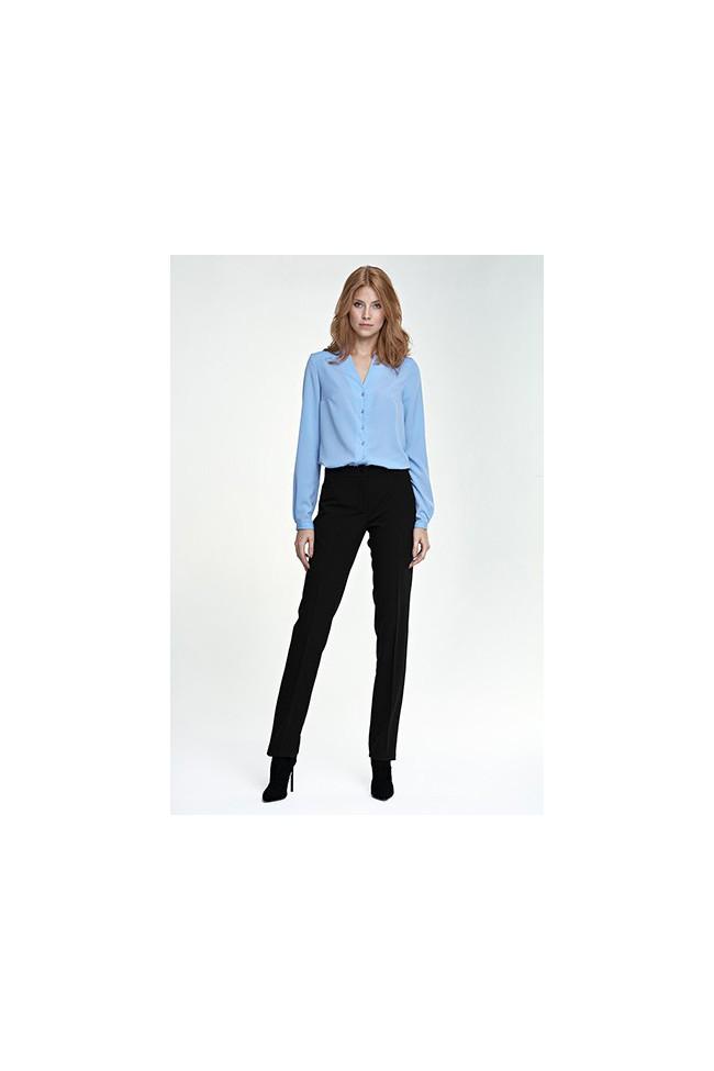 a03877bc965 Dámské kalhoty Nife Sd 25 - černé - Forseti-fashion.cz