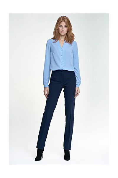 Dámské kalhoty Nife Sd 25 - granát