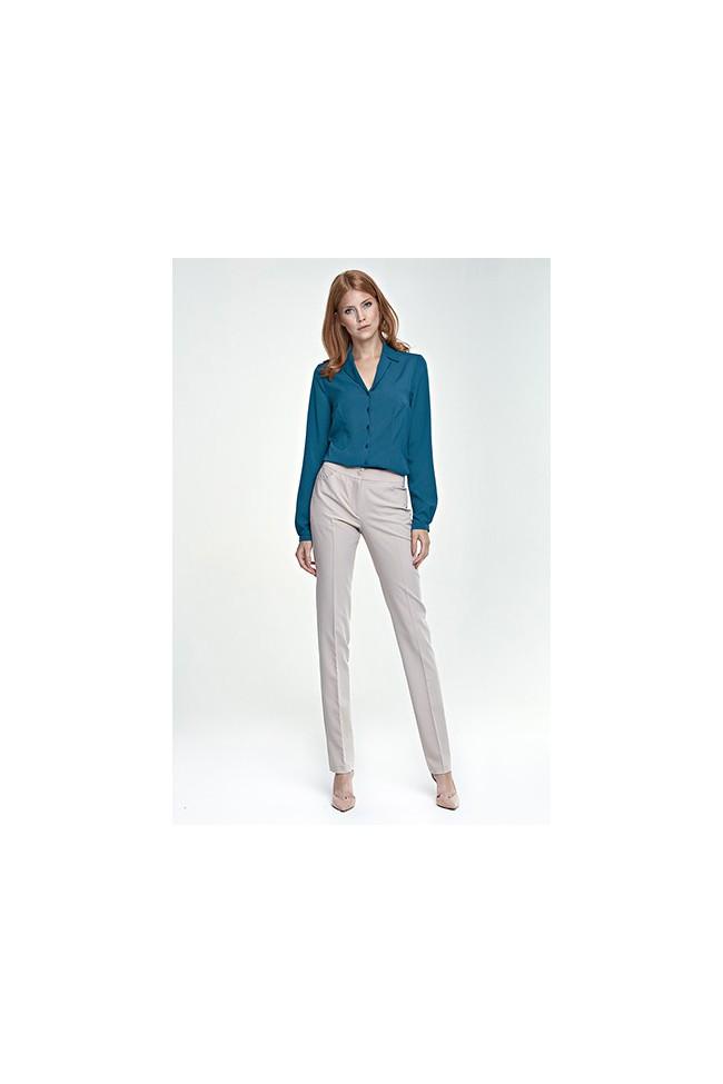 Dámské kalhoty Nife Sd 25 - béžová