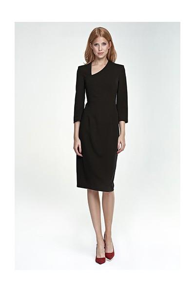 Dámské šaty Nife S76 černé