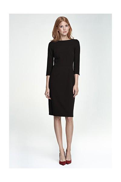 Dámské šaty Nife S80 černé