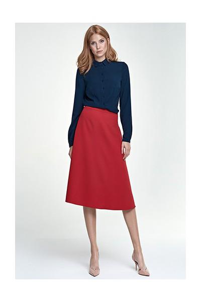Dámská sukně Nife Sp30 červená