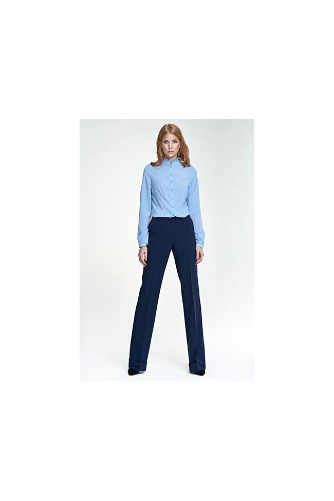 Dámské kalhoty Nife Sd 26 - granát