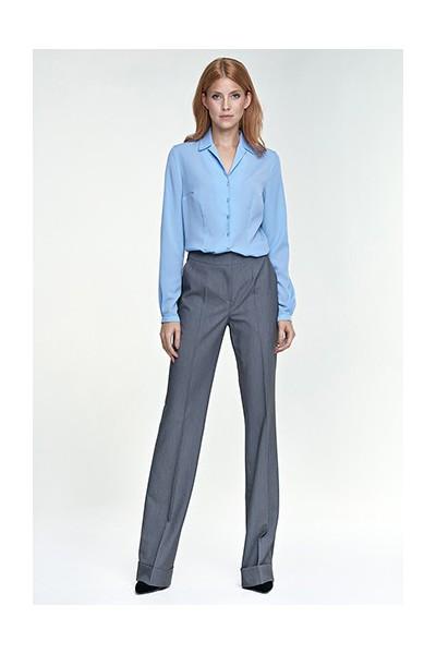 Dámské kalhoty Nife Sd 26 - šedé