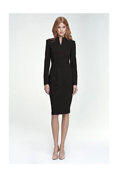 Dámské šaty Nife S75 černé