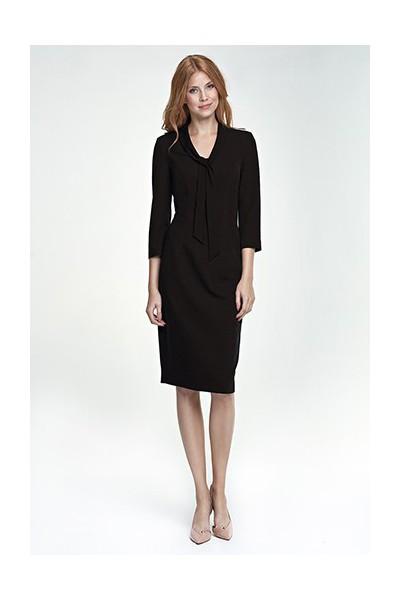 Dámské šaty Nife S77 černé