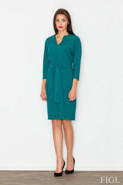 Dámské šaty Figl  M 526 zelená