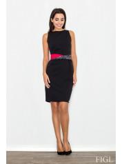 Dámské šaty Figl  M 534 černé