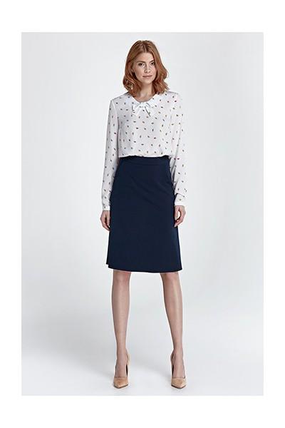Dámská sukně Nife Sp32 granát