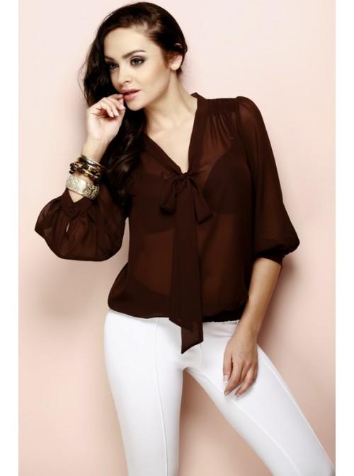 Мода блузки из кружева