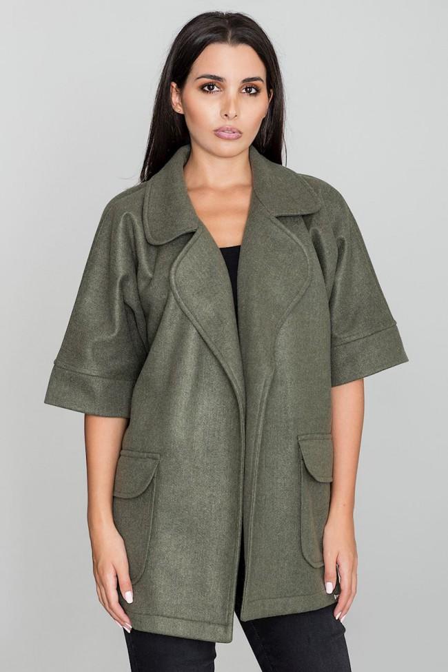 Dámský kabát Figl M587