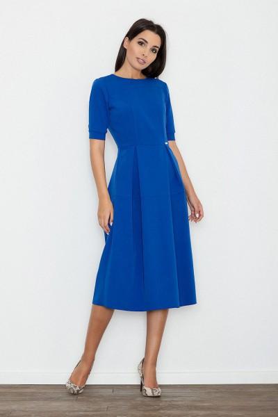 Dámské šaty Figl  M 553 modrá