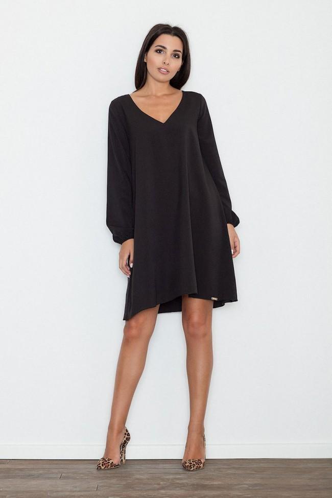 Dámské šaty Figl  M 566 černé