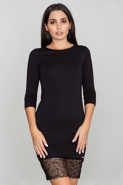 Dámské šaty Figl  M 570 černé