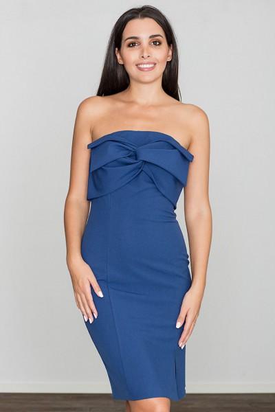 Dámské šaty Figl  M 571 modré
