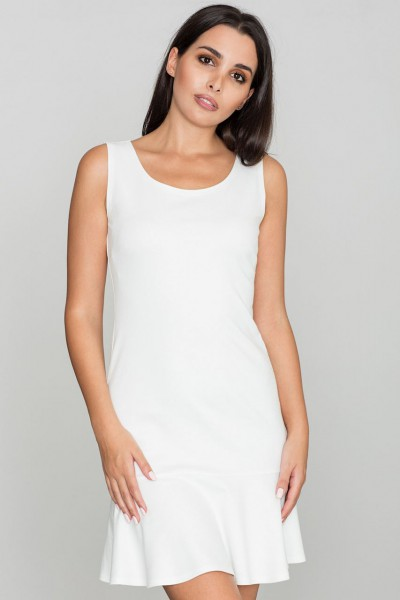 Dámské šaty Figl  M 574 ecru