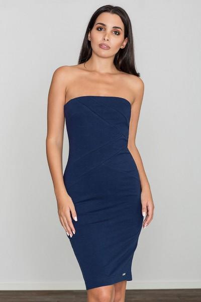 Dámské šaty Figl  M 575 granát