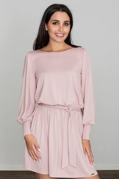 Dámské šaty Figl  M 576 růžové