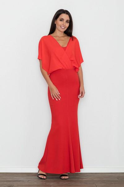 Dámské šaty Figl  M 577 červené