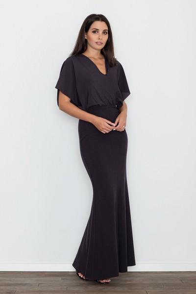 Dámské šaty Figl  M 577 černé