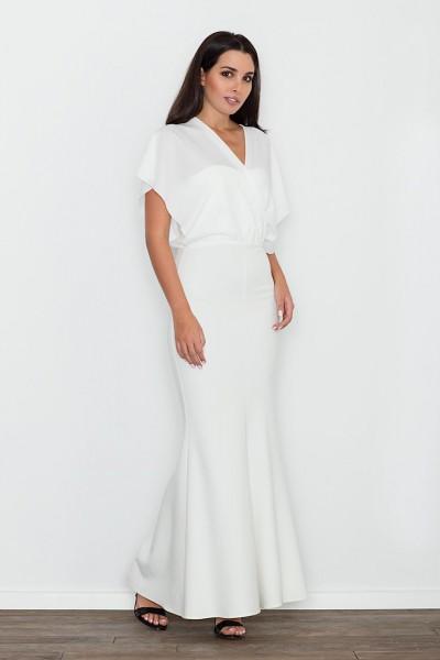 Dámské šaty Figl  M 577 ecru
