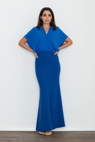 Dámské šaty Figl  M 577 modré