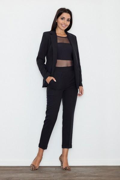 Dámské kalhoty Figl M552 černé
