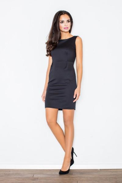 Dámské šaty Figl  M 079 černé